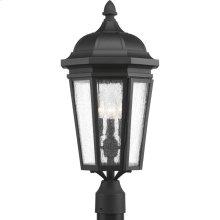Verdae Collection Three-Light Post Lantern
