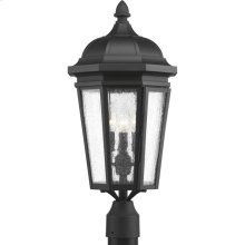 Verdae Collection Three-Light Post Lantern