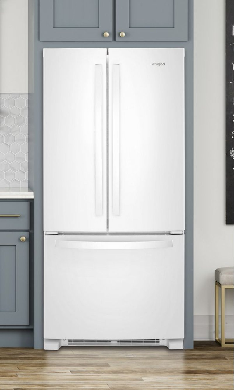 Wrf532smhw In White By Whirlpool In Edgerton Mn 33 Inch Wide