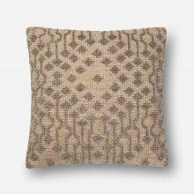 Taupe Pillow