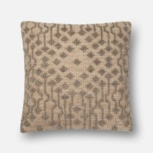 Taupe Pillow