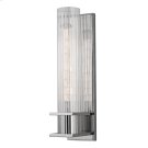 Sperry Wall Sconce - Polished Nickel Product Image