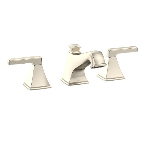 Connelly™ Widespread Lavatory Faucet - Brushed Nickel