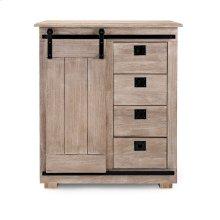 Asher Barn Door Cabinet