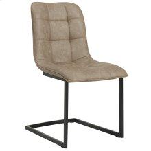 Harper Side Chair in Beige