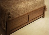 King Panel Footboard
