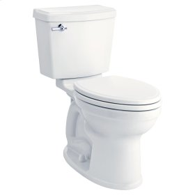 Portsmouth Champion PRO Right Height Elongated Toilet - 1.28 GPF - White