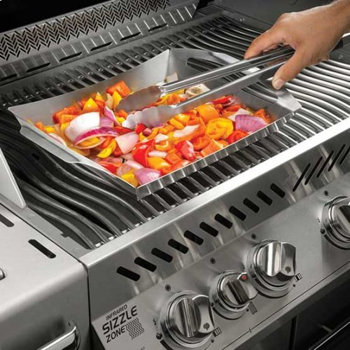 PRO Stainless Steel Topper