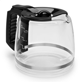 12-Cup Glass Carafe for KCM111 - Stainless Steel