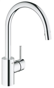 Concetto Single-Handle Kitchen Faucet