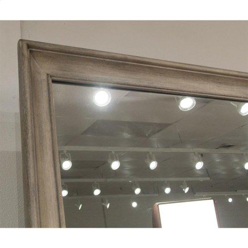 Myra - Shadowbox Mirror - Natural Finish