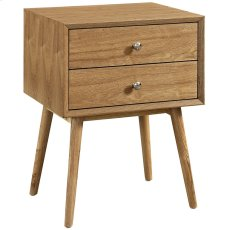Dispatch Nightstand in Natural Natural Product Image