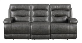 Emerald Home Burton Power Motion Sofa Gray U7140-18-03
