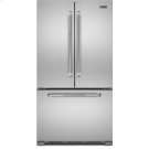 """72"""" Counter Depth French Door Refrigerator, Pro-Style® Stainless Handle Product Image"""