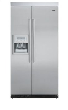 """36"""" Side-by-Side with Ice and Water Dispenser"""