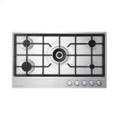 Gas on Steel Cooktop, 36""