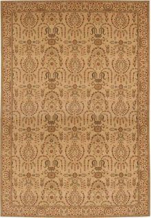 Hard To Find Sizes Grand Parterre Pt02 Beige Rectangle Rug 11'6'' X 17'