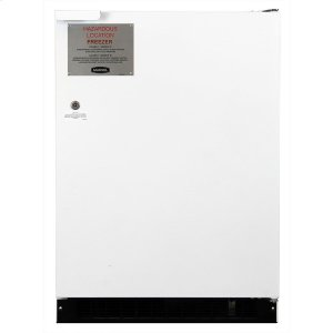 Marvel24-In Hazardous Location All Freezer with Door Style - White