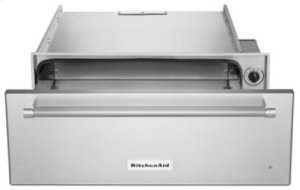 BIG SAVINGS!!! KITCHENAID 30'' Slow Cook Warming Drawer - Stainless Steel - MODEL KOWT100ESS - DISCONTINUED MODEL - FULL WARRANTY