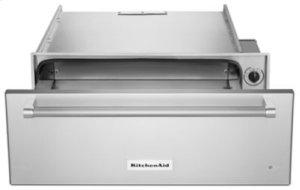 BIG SAVINGS!!! KITCHENAID 30'' Slow Cook Warming Drawer - Stainless Steel - MODEL KOWT100ESS - DISCONTINUED MODEL - FULL WARRANTY