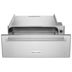 COLOSSAL SAVINGS!!! KITCHENAID 30'' Slow Cook Warming Drawer - Stainless Steel - MODEL KOWT100ESS - DISCONTINUED MODEL - FULL WARRANTY
