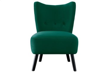 Accent Chair, Green