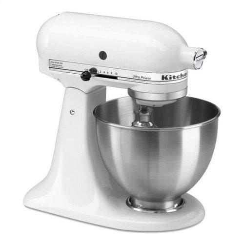 KitchenAid® Ultra Power® Series 4.5-Quart Tilt-Head Stand Mixer - White