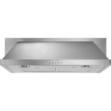 36-Inch Convertible Under-Cabinet Hood
