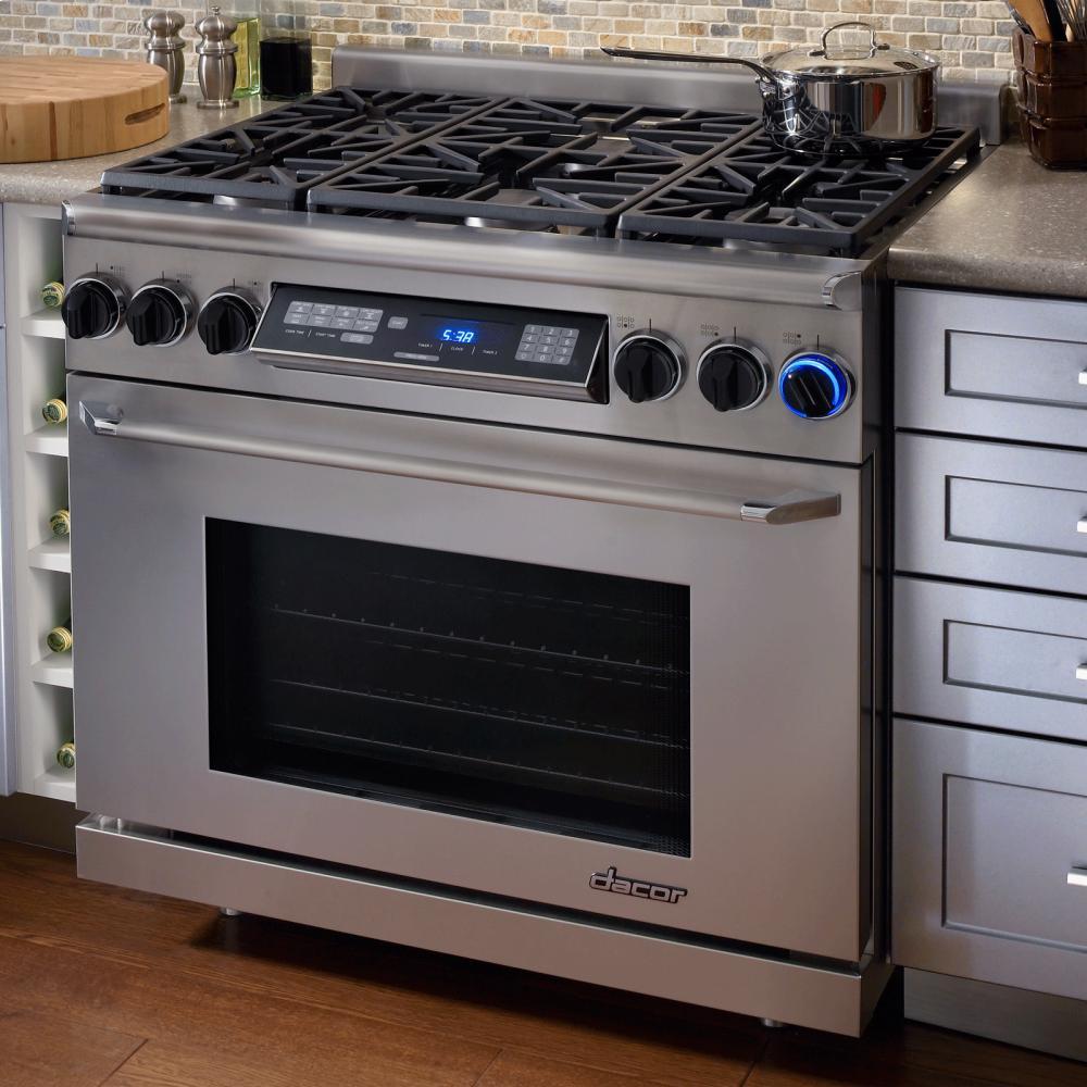 Dacor Model Er36dschng Caplan S Appliances Toronto
