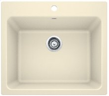 Blanco Liven Laundry Sink - Biscuit