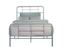 Emerald Home Fairfield Metal Bed Eucalyptus Green B202-08hbfbrgrn