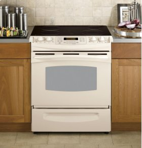 "GE Profile™ 30"" Slide-In Electric Range"