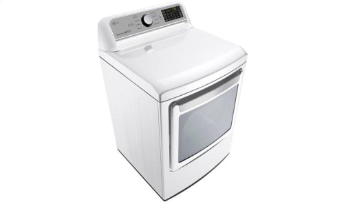 7.3 cu. ft. Smart wi-fi Enabled Gas Dryer w/ Sensor Dry Technology
