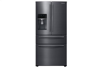 RF25HMEDBSG Black Stainless French Door Refrigerator with Twin Cooling Plus, 24.7 cu. Ft.