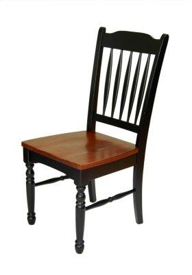 Slatback Sidechair