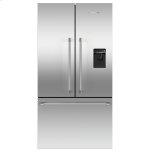 """Fisher & PaykelFreestanding French Door Refrigerator Freezer, 36"""", 20.1 cu ft, Ice & Water"""