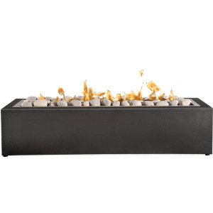 Napoleon FireplacesLinear Gas Patioflame , Grey , Propane