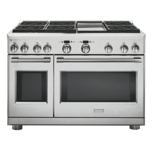 "MonogramMonogram 48"" All Gas Professional Range with 6 Burners and Griddle (Natural Gas) - AVAILABLE EARLY 2020"
