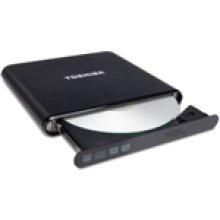USB 2.0 Portable DVD Super Multi Drive (Tray Load)