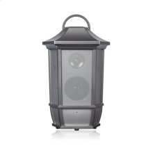 Ar Mainstreet Wireless Outdoor Speaker Dual Radios 900mhz and Bluetooth Silver