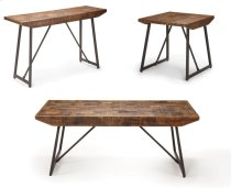 "Walden PARQUET SOFA Table 48""x 15""x 30"""