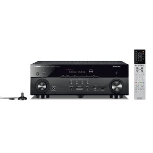 RX-A680 Black AVENTAGE 7.2-Channel AV Receiver with MusicCast