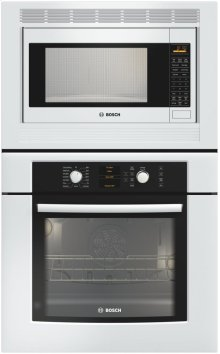 "500 Series 30"" Combination Wall Oven HBL5720UC - White"