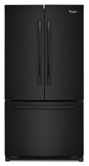 36-inch Wide French Door Refrigerator with Frameless Glass Shelves - 25 cu. ft. Product Image