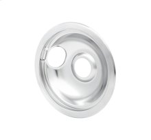 Smart Choice 6'' Chrome Drip Bowl, Fits Most