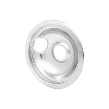 Smart Choice 6'' Chrome Drip Bowl, Fits Most