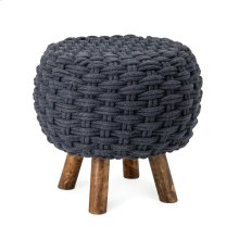 TY Bluebird Woven Rope Stool