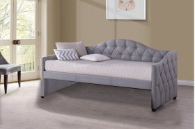 Jamie Daybed - Back - Gray