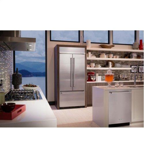 KitchenAid® 46 dBA Dishwasher with ProWash™ Cycle - Stainless Steel