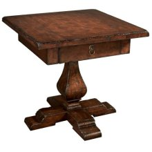 Havana Servant End Table